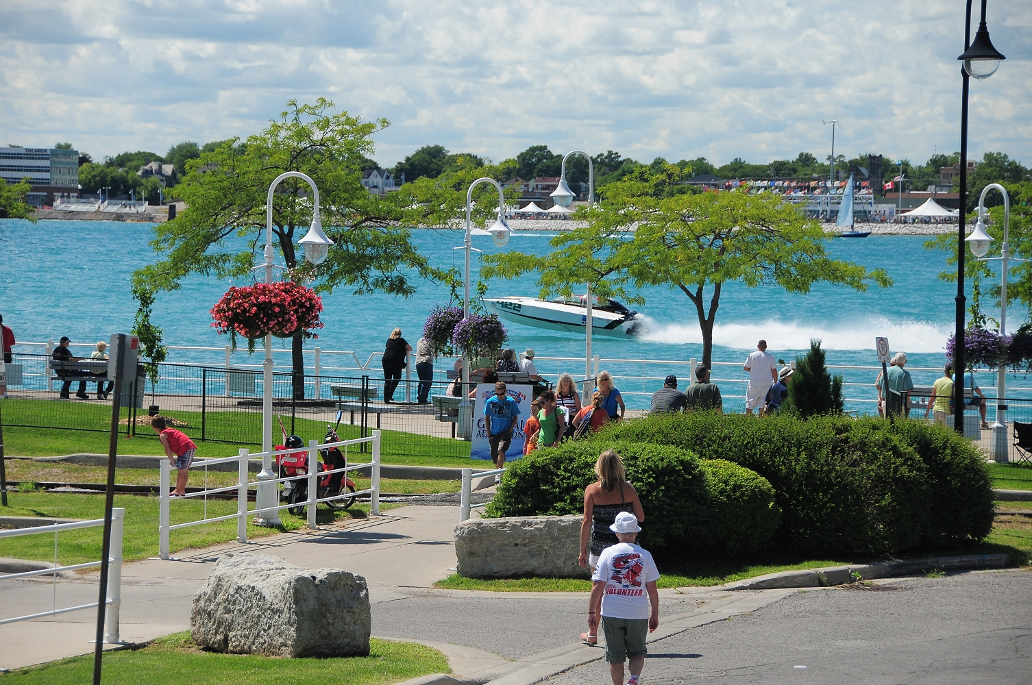 Power Boat Races In Sarnia Port Huron
