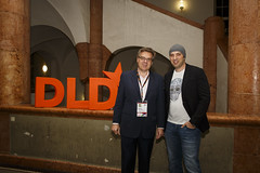 DLD14 Fireside Chat