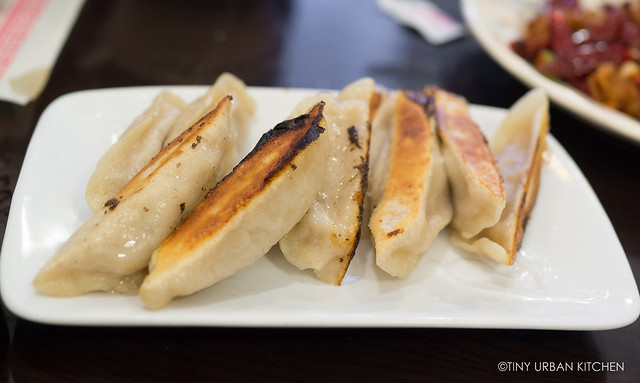 Pan Fried Dumplings (potstickers)