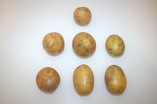 04 - Zutat Kartoffeln / Ingredient potatoes