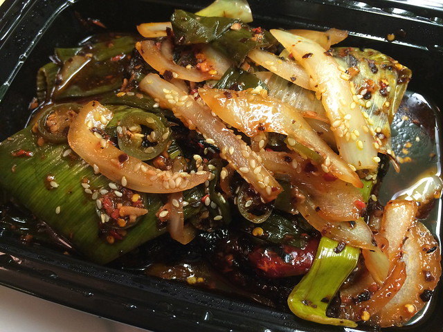 General Tso's veal rib - Mission Chinese Food