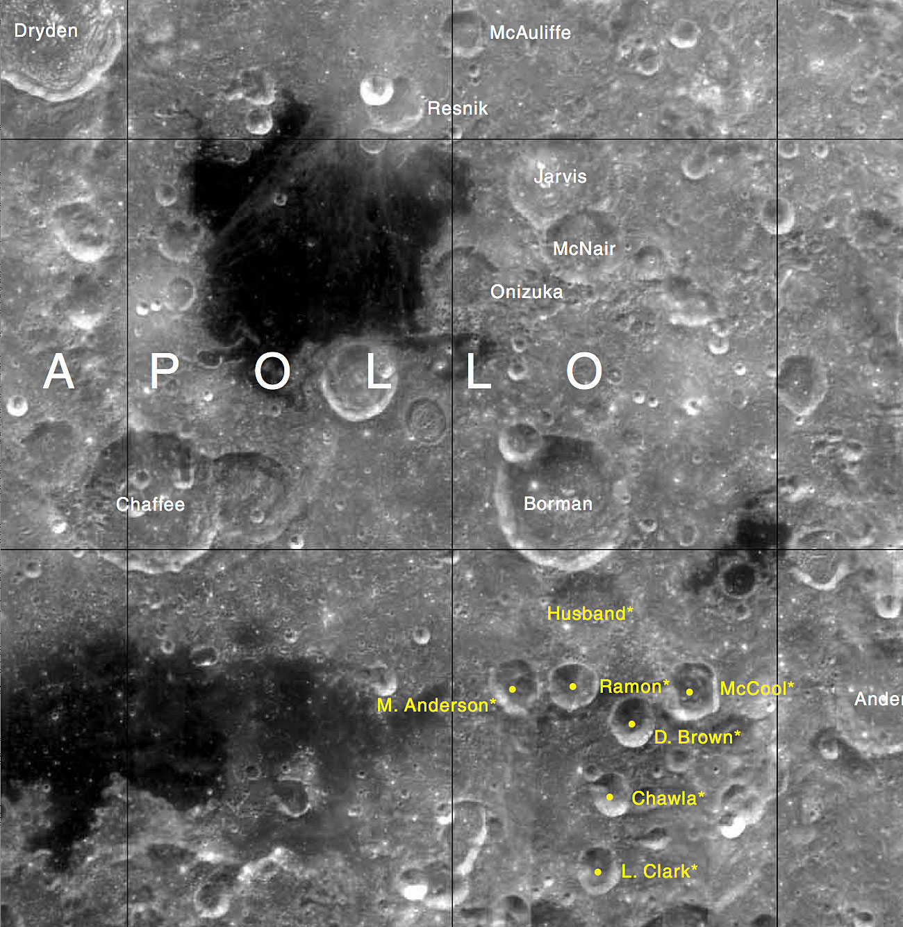 Columbia group, Apollo basin