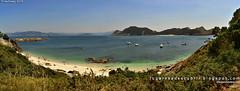 Area de Nosa Señora (Illas Cíes, Vigo)