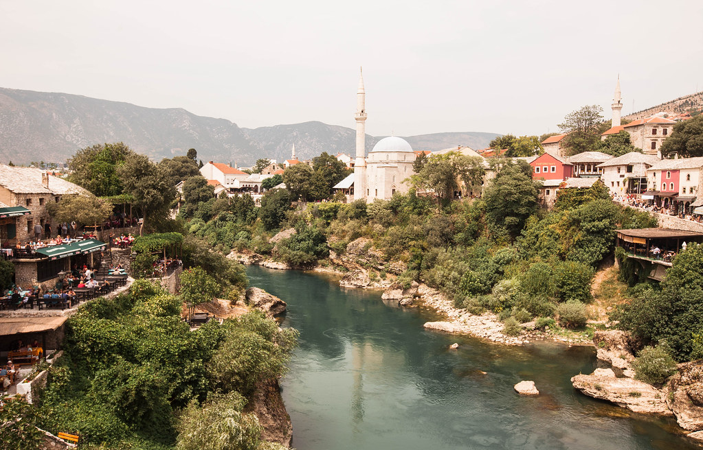 On the way to Mostar | 2012