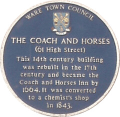 Photo of Blue plaque number 30489