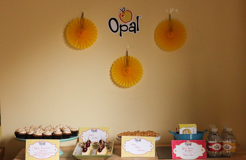 Opal Apple Party 2014