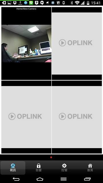全新世代的居家防護體驗 – Oplink 雲端監控防盜系統 @3C 達人廖阿輝