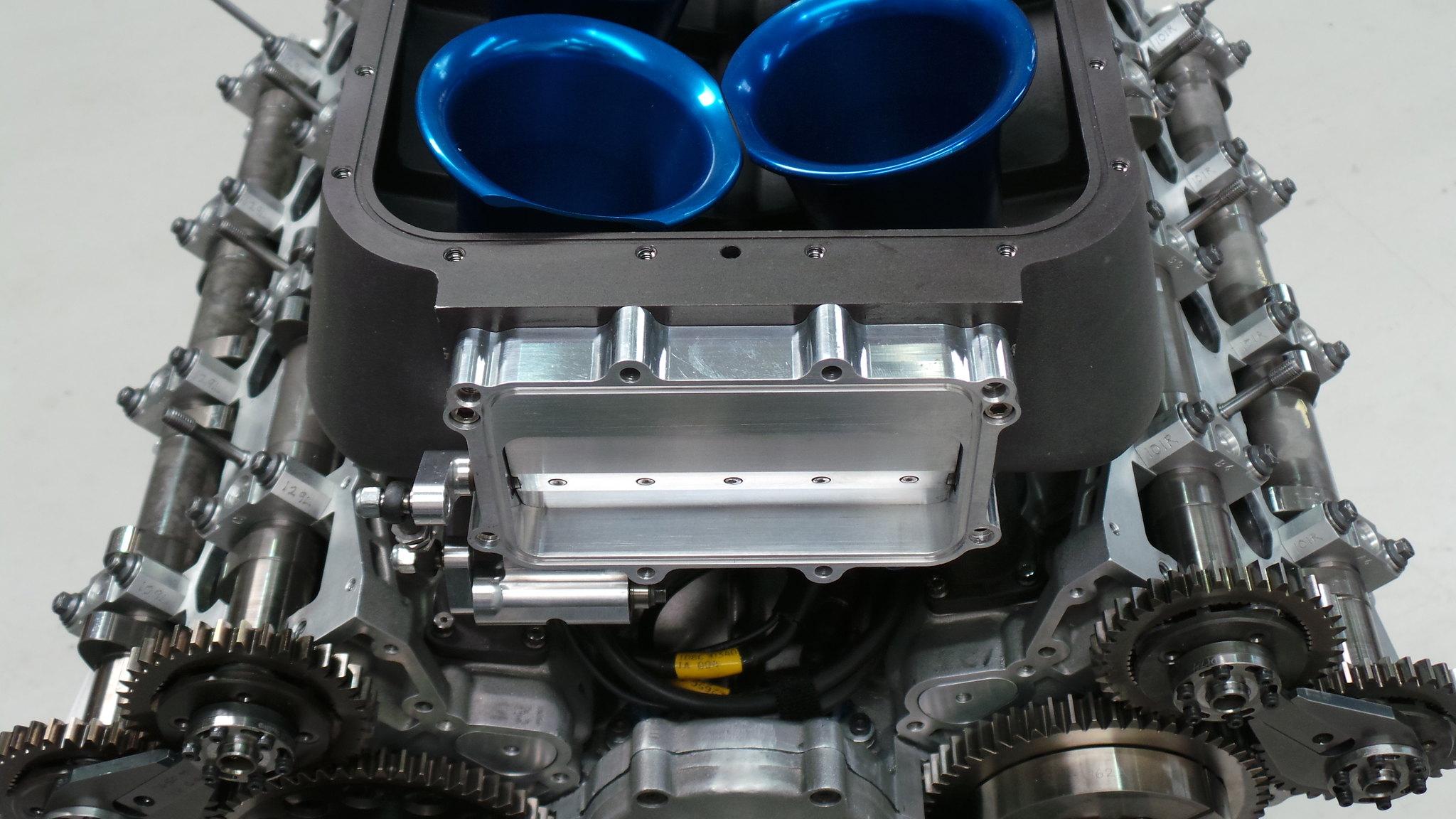 Ducati Single Cylinder Bevel Gear Driven Engine Transmission Diagram