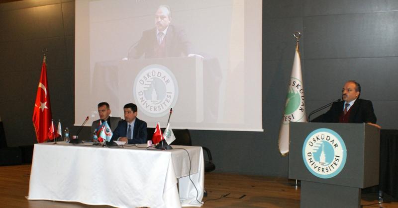Hocalı Katliamı Üsküdar Üniversitesi'nde konuşuldu 2