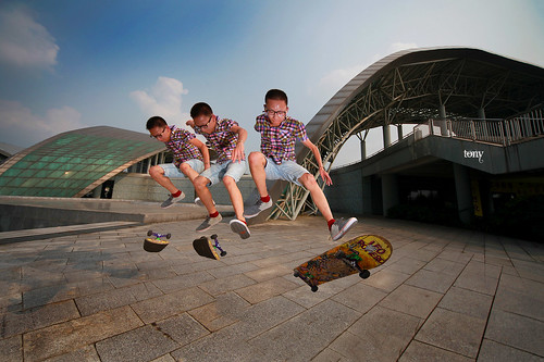 skateboard 中国 四川 滑板 绵竹 钟华 钟华德阳