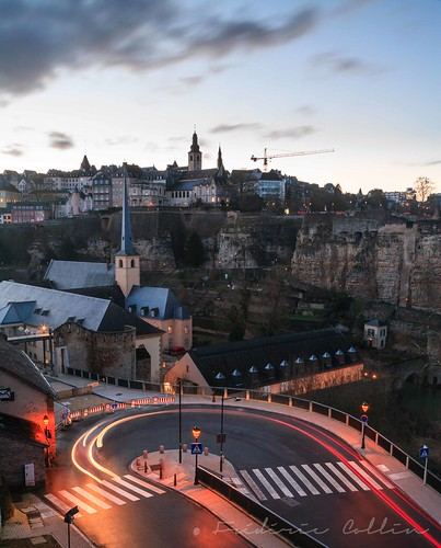Luxembourg City Tour: Elevation Of Schifflange, Luxembourg