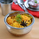 Aloo Gobhi Pulao Recipe