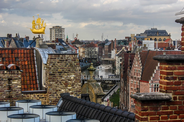 Hotel Ghent Marriott de Gante