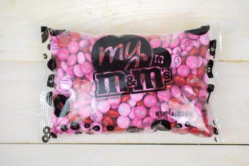 My M&M Valentine Colors