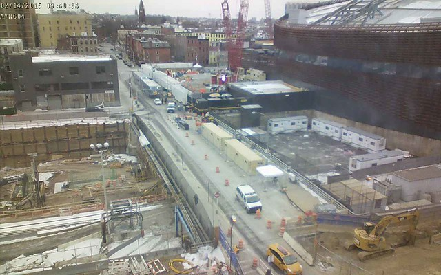 Barclays Center Arena 20150214 0940 Flickr Photo Sharing