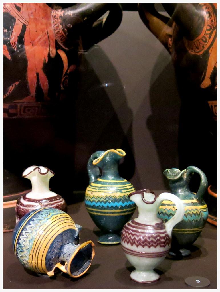 juguetes de las niñas en la antigua Grecia
