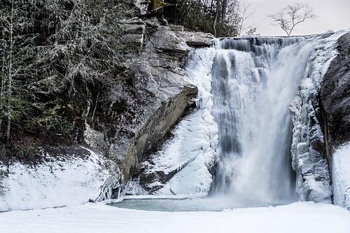 nature water landscape waterfall unitedstates january northcarolina falls elkriver 2015 elkpark elkriverfalls averycounty