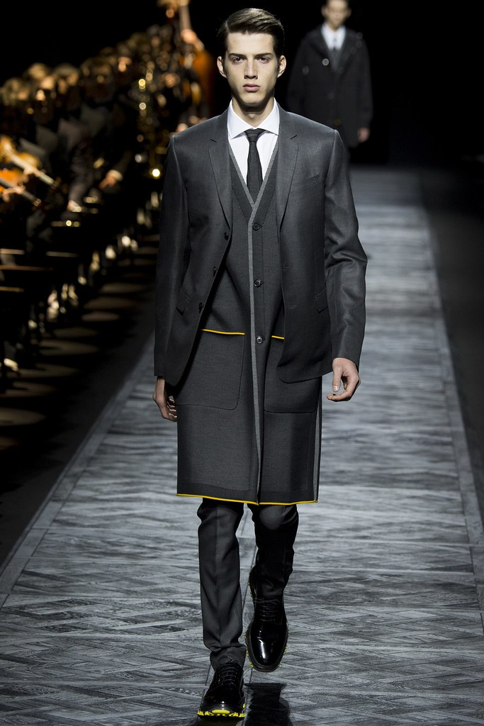 FW15 Paris Dior Homme037_Albert Razumov(VOGUE)