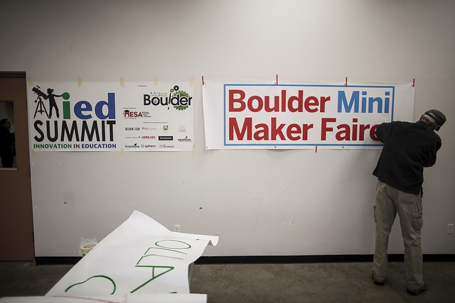 Boulder Mini Maker Faire | Boulder Colorado