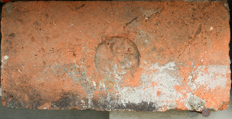 Old brick texture 38