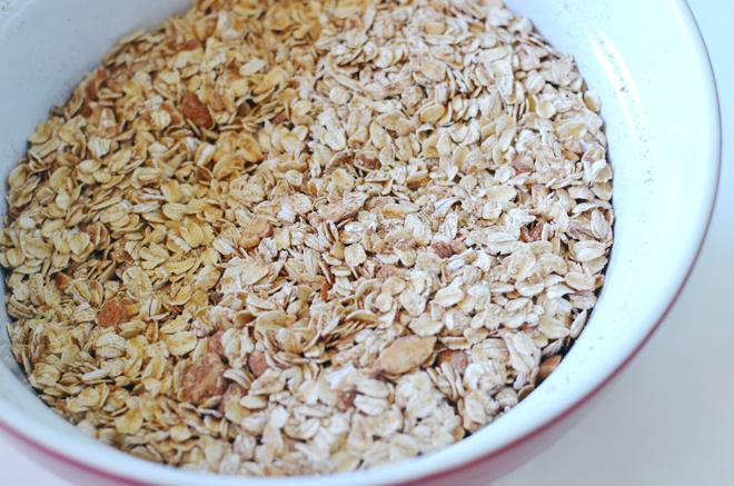 simple granola