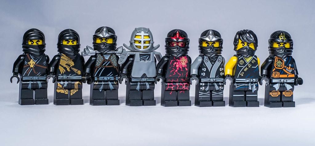Serialy lego ninjago serial - Ninja vert lego ...