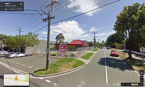 KFC restaurant - Cnr High Street & Carool Road, Ashburton, Victoria