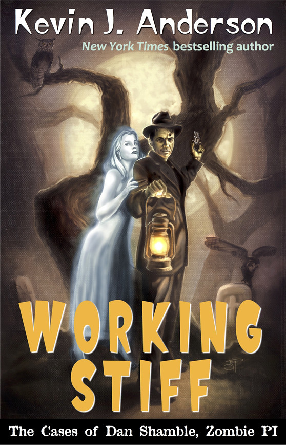 'Working Stiff' by Kevin J. Anderson (reviewed by Skuldren)