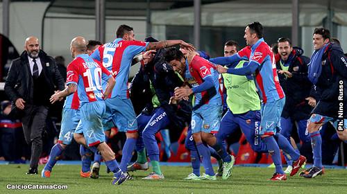 Catania-Crotone 1-1: Fantasmi scacciati solo in parte$