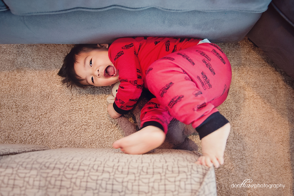 personal 365 - goofy toddler photography