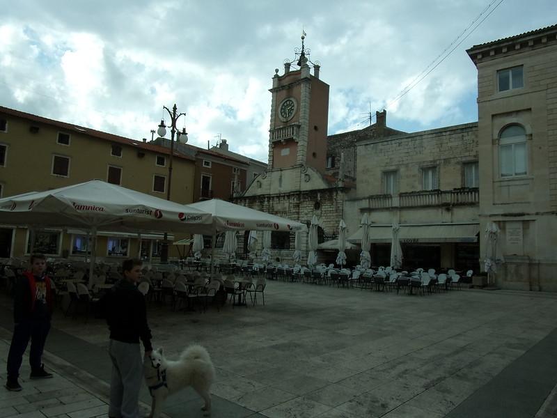 Random Square, Zadar
