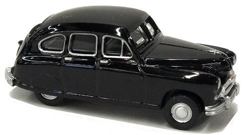 Oxford Standard Vanguard 1950
