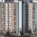 Multistory Flats by Aerial Photography