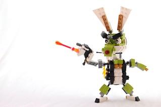 Agent Bunny