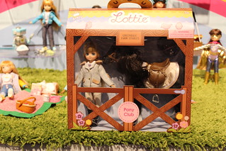 Toy Fair 2015- Arklu's Lottie