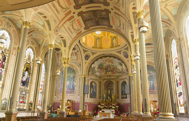 Mother Of God Church Covington Kentucky Flickr Photo