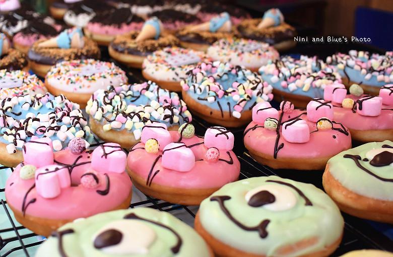 彰化員林JUICY DONUT創意造型甜甜圈16