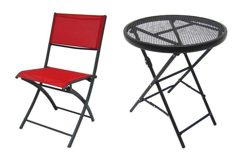 red-bistro-folding-chair-mesh-table-patio-furniture-5