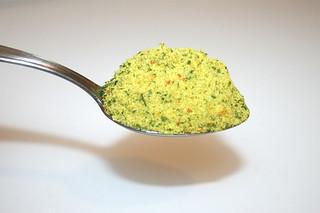 05 - Zutat Gemüsebrühe / Ingredient instant vegetable broth
