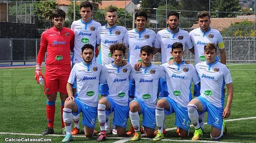 Berretti, il Catania pareggia in trasferta con il Tuttocuoio e accede ai quarti di finale