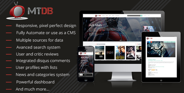 MTDb v3.0.6 - Ultimate Movie&TV Database
