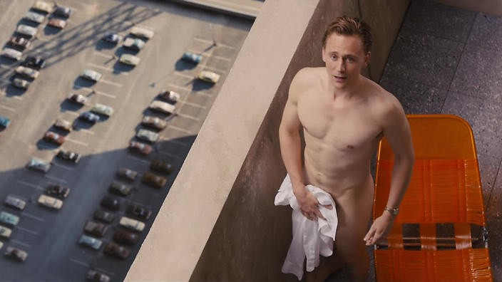 Tom Hiddleston might just get a HIGH-RISE out of you.