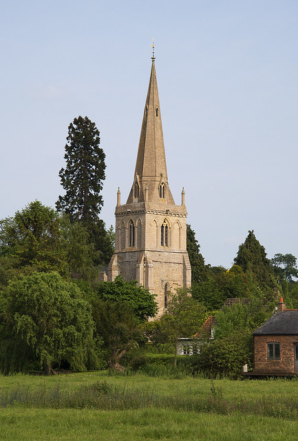 Denford Church, Northamptonshire