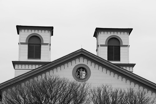 Kirche Franken