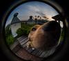 Charlie - Lensbaby Fisheye Portrait II