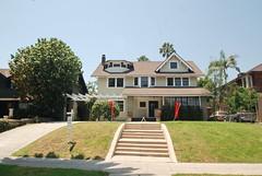 233 South Wilton Place c. 1910