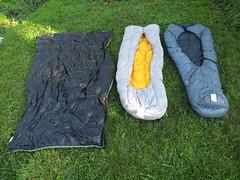 Mejores marcas de sacos de dormir