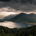 Loch Duich and The Five Sisters II by GenerationX