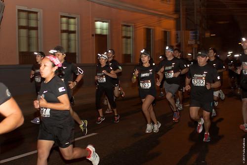 Peru Runners, Noche en Blanco