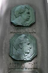 Mark Twain and Gabrilowitsch
